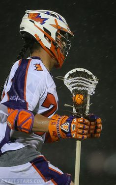Lacrosse Hunks Switch Sticks And Balls In The Lockerroom