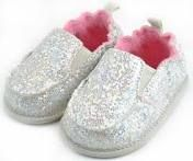 Glitter Silver Baby Shoes <3 only $26  www.sassybabies.com  801.298.7279