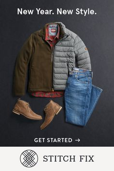 2018 is the year to own your look. And with a little help from Stitch Fix, it�۪s easy. From work to weekend wear, Stitch Fix is your style partner, a time-saving, hassle-free way to get clothes handpicked to fit your style and budget, and delivered to your door. Keep what you like, send back the rest. Free shipping and returns. Easy, right?