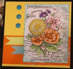 stampendous cards on pinterest | Via Valerie Mendenhall