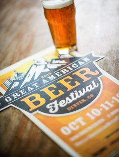 The Great American Beer Festival Designed by Brewers Association