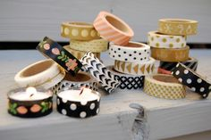 Washi Tape Sets!    3 sets to choose from!  Starting at    82% OFF