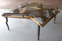 piano recycled | Recycled Furnishings from Oak Barrel Company — Design2Share