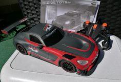 DICKIE TOYS Mercedes-AMG GT3 im Test