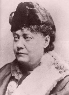 HP Blavatsky in 1878