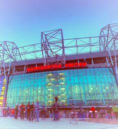 Old Trafford #MUFC