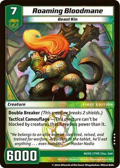 Kaijudo Battle Decks Card Preview 2
