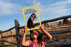 National Geographic Magazine: Pine Ridge - Aaron Huey photography