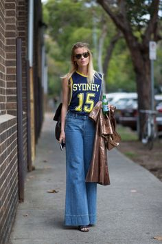 Let these stylish Aussies serve as your spring wardrobe inspiration: