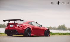 The first Canadian Scion FRS Rocket Bunny