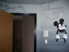 Mickey Mural