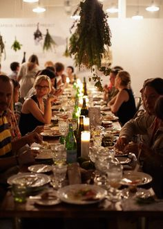 Apolis + Kinfolk Dinner LA | photo by Ken Tisuthiwongse
