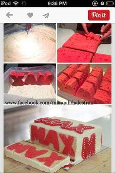 DIY cake !