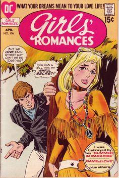 Girls Romances  #romance #comics