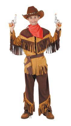 Disfraz de #vaquero para niño