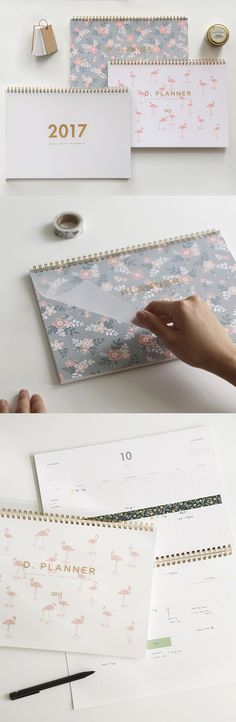Need to manage your schedules for different purposes? Looking for a calendar scheduler with spacious spaces to write? We have the planners for you!