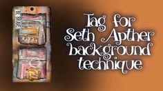 Embellishement on Seth Apther background technique