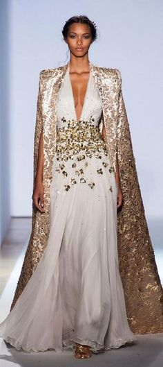Zuhair Murad - Haute Couture Spring 2013 - I need this dress #SoGlam #Gorgeous