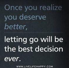 inspirational divorce quote #trashthedress