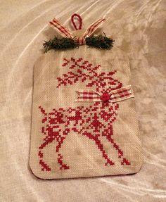 Christmas reindeer JBW Designs