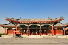entrance at Aman at Summer Palace - Beijing Summer Palace Beijing, China Architecture, Romantic Destinations, Close Encounters, World Heritage Sites, Luxury Travel, Best Hotels, Travel Style, Exterior Design