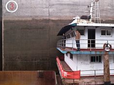 Ship in lock - Three Gorges Dam, China, Fine Art, Explore, Prints, Photography, Image, Ideas, Photograph