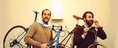 FlipCrown, l'accessoire pratique pour ranger son vélo fixie pignon fixe singlespeed