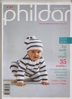 Phildar 67 - Les tricots de Loulou - Picasa Web Albums