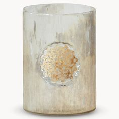 Claymore Gold Leaf Votive