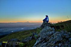 Huehuetenango - Amanecer en el Mirador Juan Dieguez Olaverri por @EntreAmates