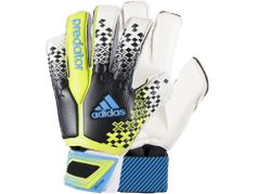 adidas Predator Fingersave Ultimate Goalkeeper Gloves - Black...Available  at SoccerPro NOW!