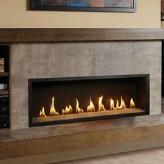 Dimplex Opti-V Solo Electric Fireplace | Electric fireplaces, Gas ...