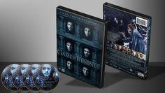 Game Of Thrones - Sexta Temporada (Completa) - Capa | VITRINE - Galeria De Capas - Designer Covers Custom | Capas & Labels Customizados