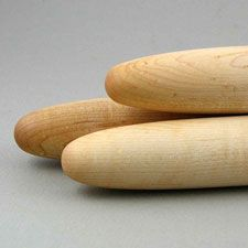 French Rolling Pin from Wood Elements $16
