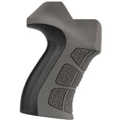 $16 ATI AR-15 X2 Scorpion Recoil Pistol Grip Stock, Destroyer Gray