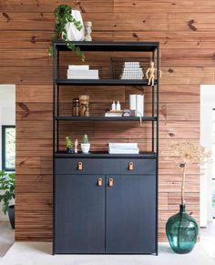 Liquor Cabinet, Tall Cabinet Storage, Bookcase, Divider, Sweet Home, Shelves, Room, Furniture, Instagram