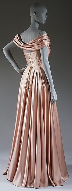 Evening dress  Jacques Fath  (French, 1912–1954)