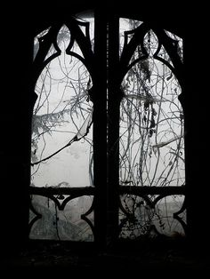Inverno gotico by The_Black Sheep, via Flickr
