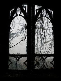 Inverno gotico by The_Black Sheep, via Flickr