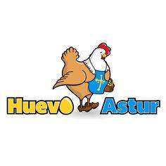 Logotipo HuevoAstur