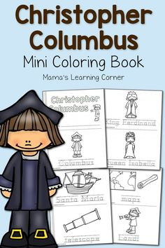 Christopher Columbus Worksheets (First Class) – Mash.ie