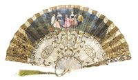 Philadelphia Museum of Art - Collections Object : Fan Italian or Spanish 1850
