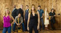 Cast of nashville Characters | Nashville Cast Season 1 Photo