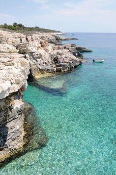 50+ most amazing beaches in the world: CROATIA!