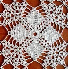 Resultado de imagen de cuadrados en crochet