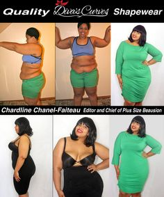 My Favorite Pieces Of Plus Size Shapewear By Chastity Garner Shapewear Compression Garments | Diva'scurves's Blog