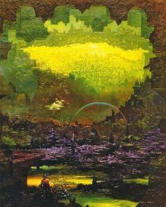 The Golden City - Paul Lehr