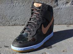 separation shoes 6fa9c 2ad3a Liberty x Nike WMNS Dunk Sky Hi 2