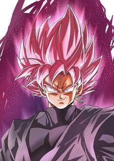 Twitter Black Goku @greyfuku