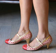 Chie Mihara lovely shoes